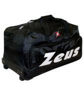 Zeusport, Borsa Portadivise Trolley Nero - Tassen