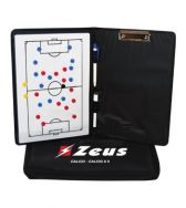 Zeusport, Strategy Board Calcio a 5 nero - Accessoires