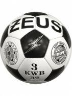 Zeusport, PALLONE KWB 3 SILVER _SILVER_BIANCO - Voetballen