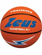 Zeusport, PALLONE BASKET GOMMA 3 _ARANCIO - Basketballen