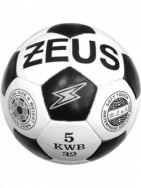 Zeusport, PALLONE KWB 5 SILVER _SILVER_BIANCO - Voetballen