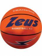 Zeusport, PALLONE BASKET GOMMA 5 _ARANCIO - Basketballen