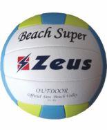 Zeusport, PALLONE BEACH VOLLEY SUPER _BIANCO-ROYAL-GIALLO - Voetballen