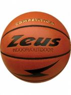 Zeusport, PALLONE BASKET COMPETITION PU 7 _ARANCIO - Basketballen