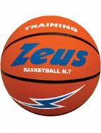 Zeusport, PALLONE BASKET GOMMA 7 _ARANCIO - Basketballen