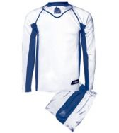 Zeusport, Kit Febo BIANCO-ROYAL - Voetbaltenues