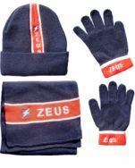 Zeusport, Tris Winter _bl-re - Accessoires