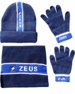 Zeusport, Tris Winter _BLU-ROYAL - Accessoires