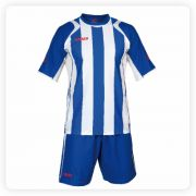 Gems, AA05 Kit California Royal/Bianco - Voetbaltenues