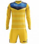Zeusport, Goalkeeper Argo Giallo-Blu-Royal - Keeperskleding