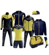 Zeusport, Box Ulysse blu-giallo - Box kit