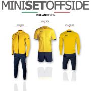 Gems, Miniset Offside Giallo blu - Box kit