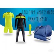 Zeusport, ZEUS Pakket Basic  Giallofluo-blu - Box kit