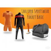 Zeusport, ZEUS Pakket Basic Arancio-nero - Box kit