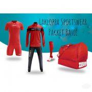Zeusport, ZEUS Pakket Basic Rosso-blu - Box kit