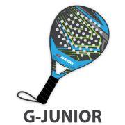 Gems, NL06 Racket G-Junior Sky-black - PADEL lijn