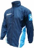 Zeusport RAIN JACKET JOLLY _BLU-ROYAL-BIANCO