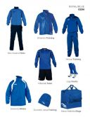 Massport BOX KIT Europe Azzuro BLU