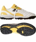 Zeusport SCARPA CALCETTO OCTOBER TURF _BIANCO-OROTURF
