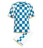 Zeusport Kit Kroazia BIANCO-ROYAL