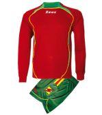 Zeusport Kit Mercurio Rosso-Verde-Giallo