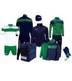 Zeusport Box Apollo Blu verde