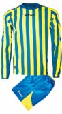 Zeusport Kit Street ROYAL-GIALLO