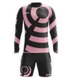 Zeusport Kit Ring NERO-ROSA