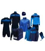 Zeusport Box Apollo Royal-blu