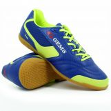 Gems 008IN17 Scarpa Calcetto Blade Indoor giallo/royal