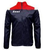 Zeusport Rain Jacket Vesuvio blu-rosso