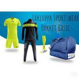 Zeusport ZEUS Pakket Basic  Giallofluo-blu