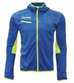 Zeusport Jacket Atlante Royal-Giallofluo-Bianco