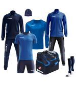 Zeusport Box Fauno Blu-Royal