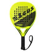 Zeusport Padel Racket Thunder Pro Nero-giallofluo