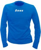 Zeusport MAGLIA TOTAL M/L _ML_ROYAL